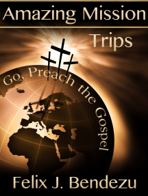 Amazing Mission Trips: Go, Preach the Gospel