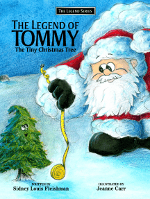 The Legend Of Tommy: The Tiny Christmas Tree