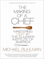 The Making of a Chef