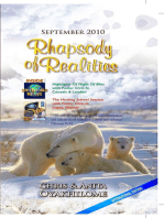 Rhapsody Of Realities September Edition
