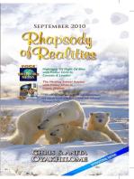 Rhapsody Of Realities September Edition
