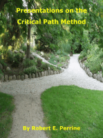 Presentations on the Critical Path Method