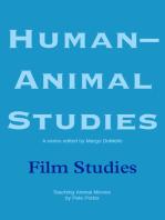 Human-Animal Studies: Film Studies