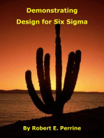 Demonstrating Design for Six Sigma