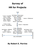Survey of HR for Projects