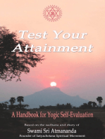 Test Your Attainment