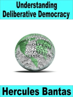Understanding Deliberative Democracy