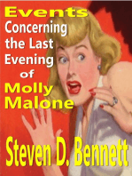 Events Concerning the Last Evening of Molly Malone