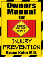 Owners Manual for Injury Prevention