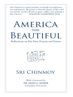America the Beautiful, Reflections on Her Past, Present and Future