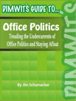 Dimwit's Guide to Office Politics