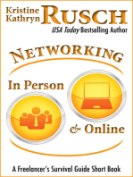 Networking In Person and Online