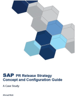 SAP PR Release Strategy Concept and Configuration Guide: A Case Study