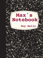 Max's Notebook