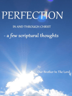 Perfection In And Through Christ