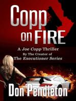Copp On Fire, A Joe Copp Thriller
