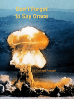 Don't Forget To Say Grace