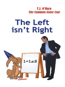 The Left Isn't Right