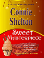 Sweet Masterpiece: The First Sweet's Sweets Bakery Mystery