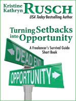 Turning Setbacks into Opportunity