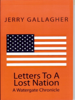 Letters To A Lost Nation