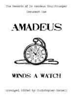 Amadeus Winds a Watch