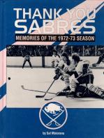 Thank You Sabres