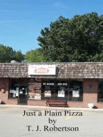 Just a Plain Pizza
