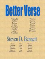 Better Verse