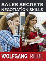 Sales Secrets & Negotiation Skills