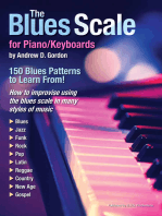 The Blues Scale for Piano/Keyboards