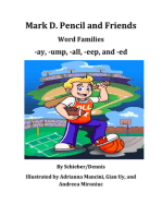 Word Family Stories -ay, -ump, -all, -eep, and -ed