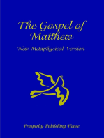 Gospel of Matthew, New Metaphysical Version