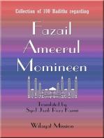 Fazail Ameerul Momineen (asws)