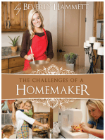 The Challenges of a Homemaker