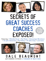Secrets of Great Success Coaches Exposed!