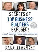 Secrets of Top Business Builders Exposed!