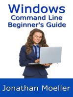 The Windows Command Line Beginner's Guide