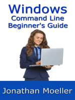 The Windows Command Line Beginner's Guide
