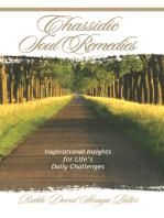 Chassidic Soul Remedies