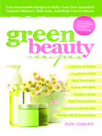 Green Beauty Recipes