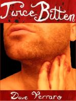 Twice Bitten (a gay teen paranormal romance)
