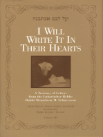 I Will Write It In Their Hearts, Volume 3