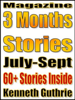 3 Months' Short Stories (July-Sept. 2011)