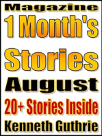 This Month's Stories (Aug. 2011)