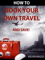How to Book Your Own Travel and Save