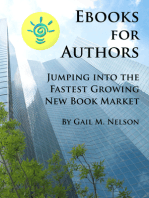 E-Books for Authors