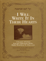 I Will Write It In Their Hearts, Volume 4