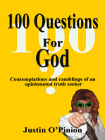 100 Questions for God