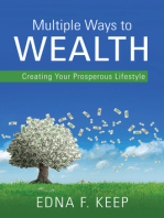 Multiple Ways To Wealth